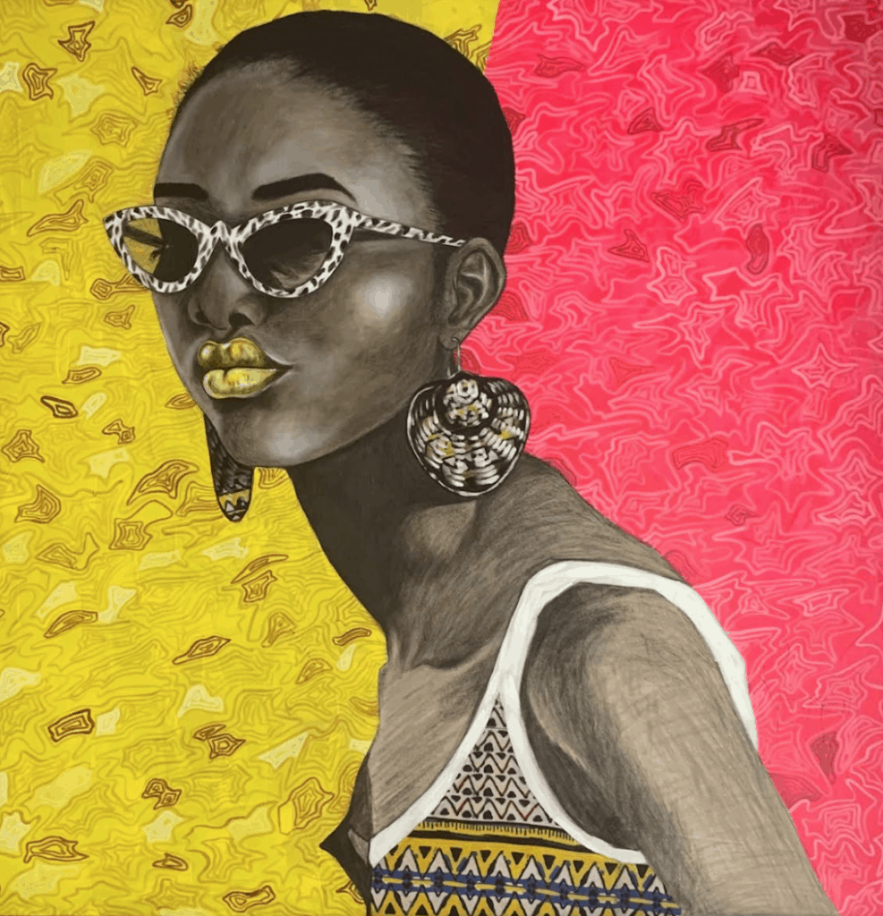 lloyd gite african art