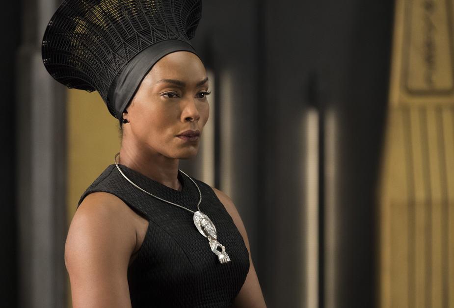 Marvel Studios' BLACK PANTHER Ramonda (Angela Bassett)