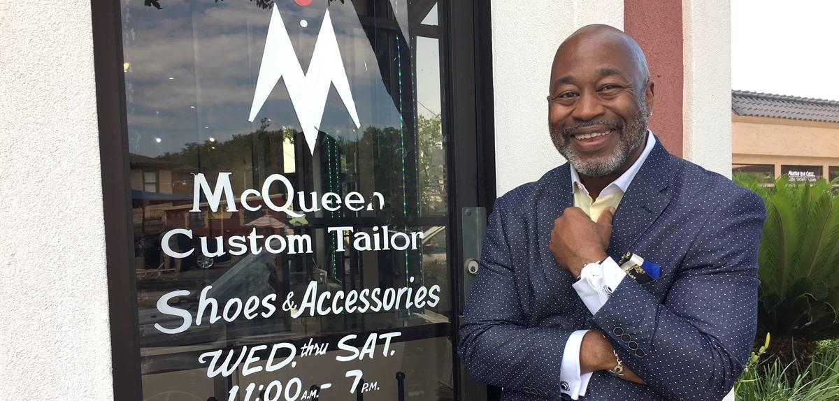 McQueen's Custom Tailor