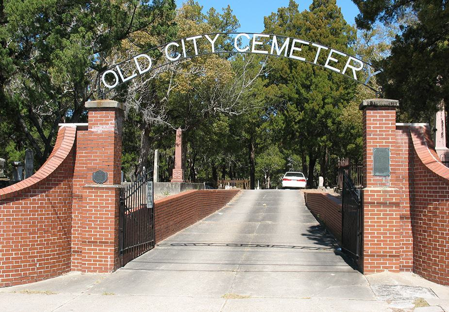 Jacksonville Old City Cemetary