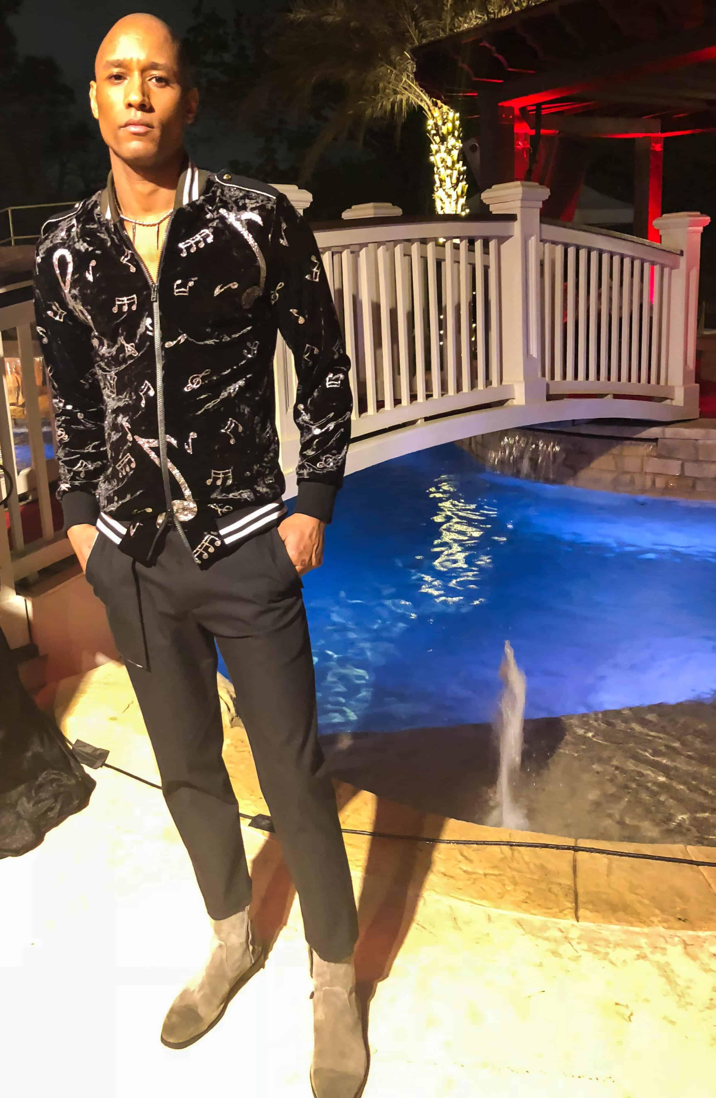 Jamel Hawk Menswear