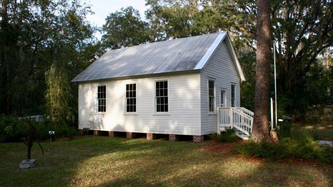 St Joseph's Mission Schoolhouse