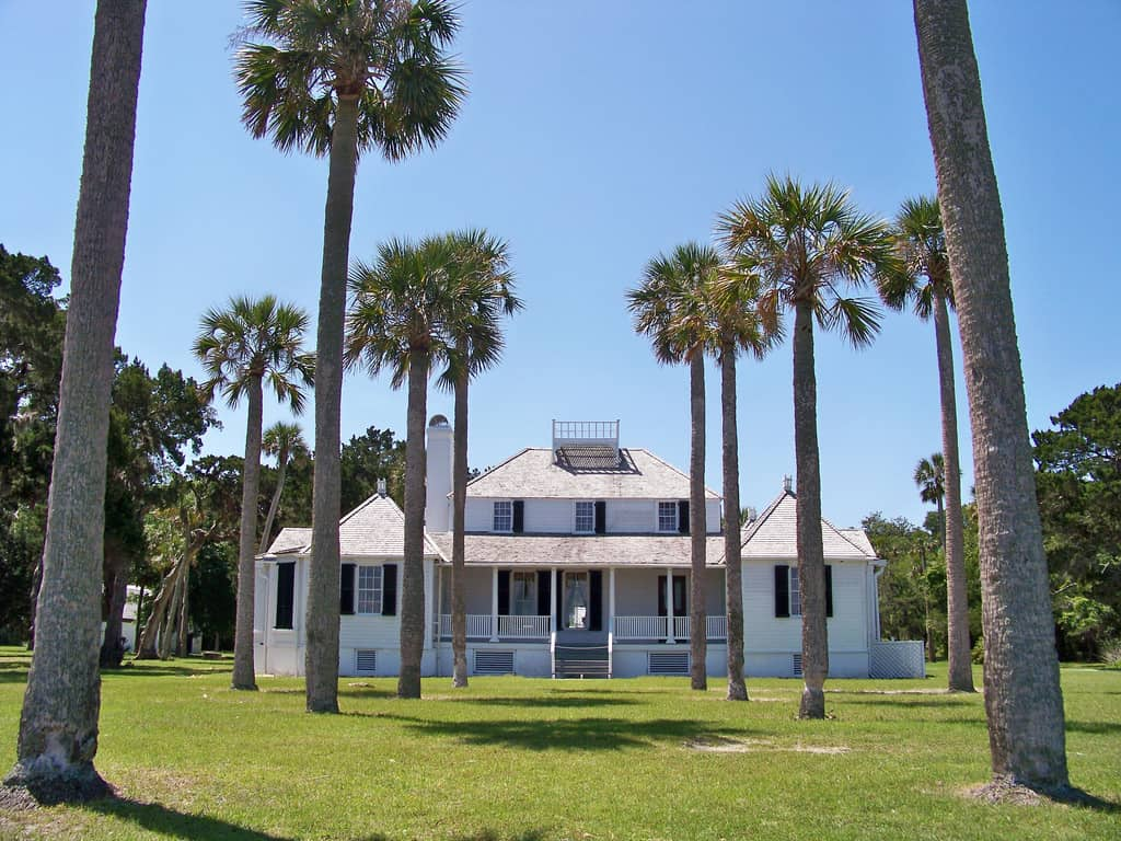 Kingsley Plantation Florida