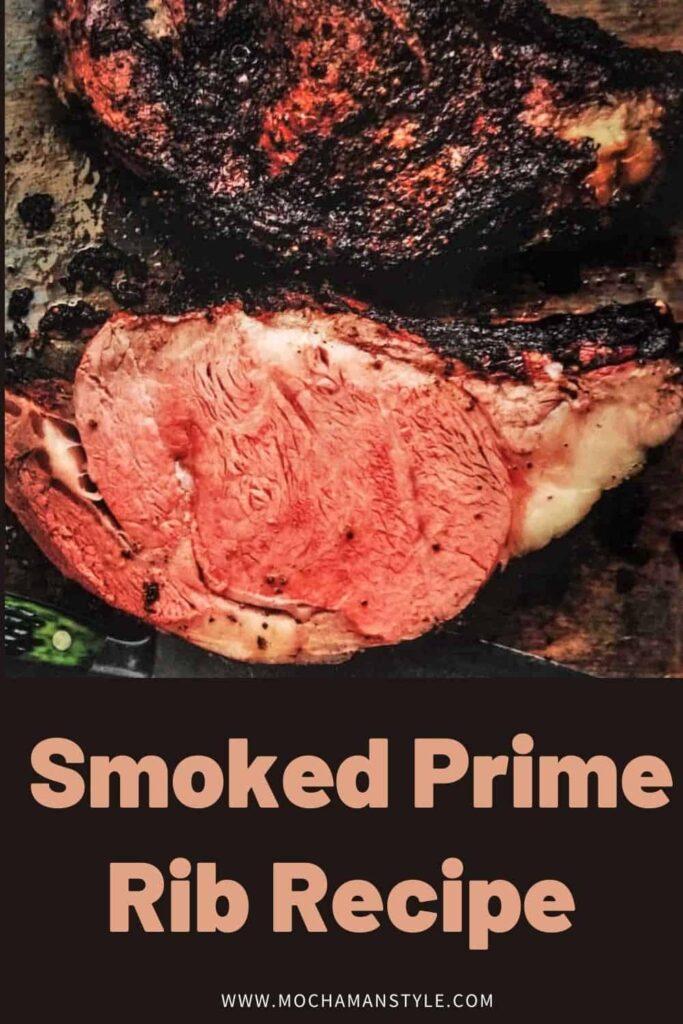 michael symon's smoked prime rib recipe