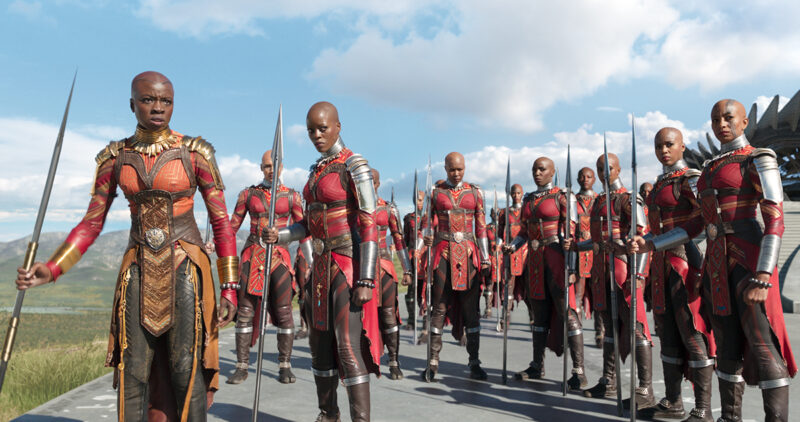 black panther women of wakanda