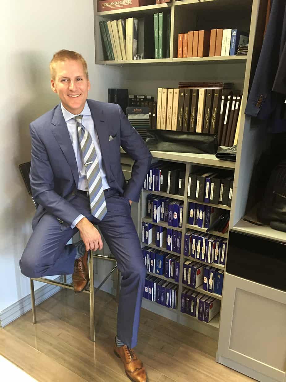 Christian Boehm President of Balani