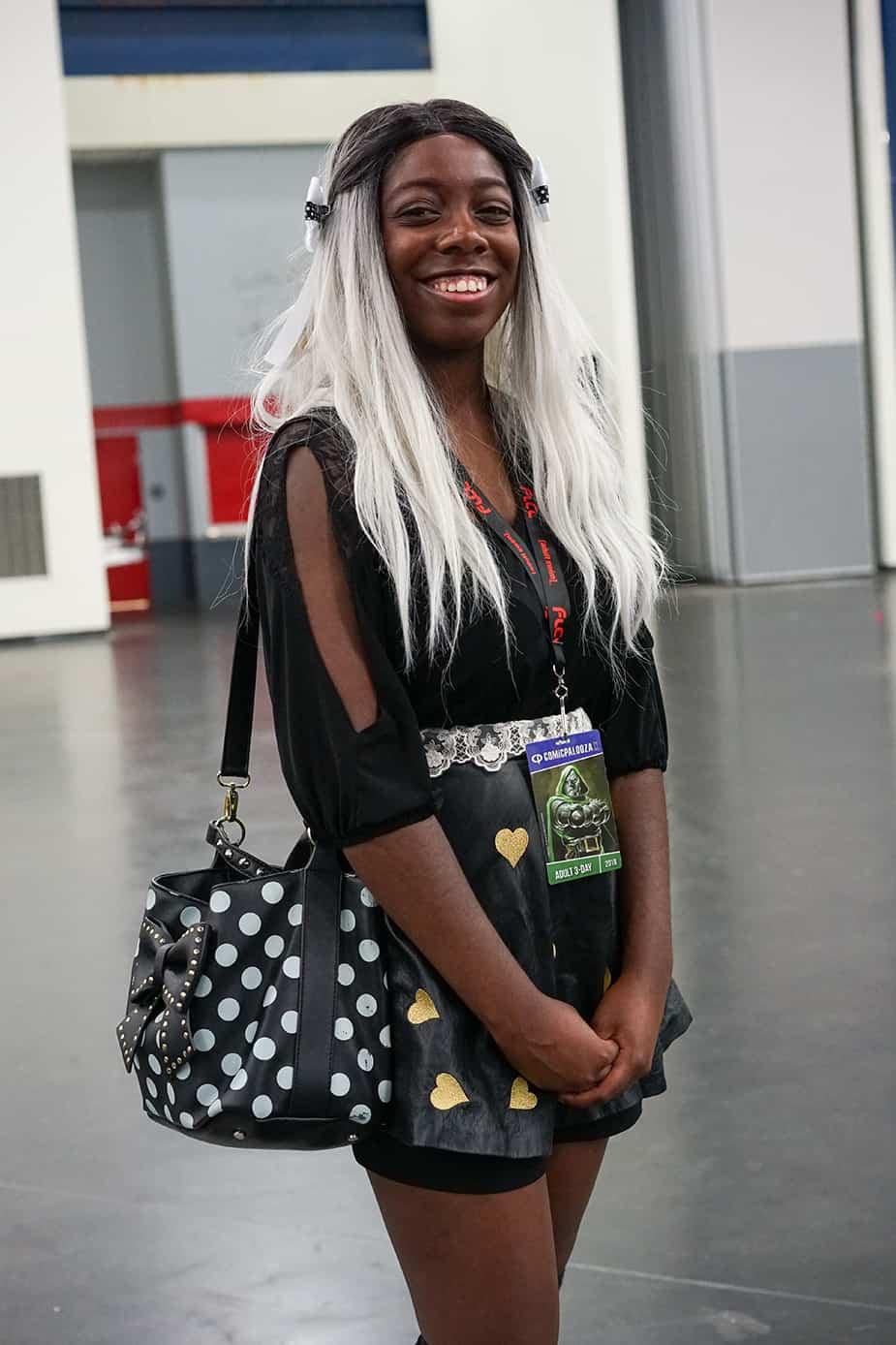 African American Csoplay Comicpalooza