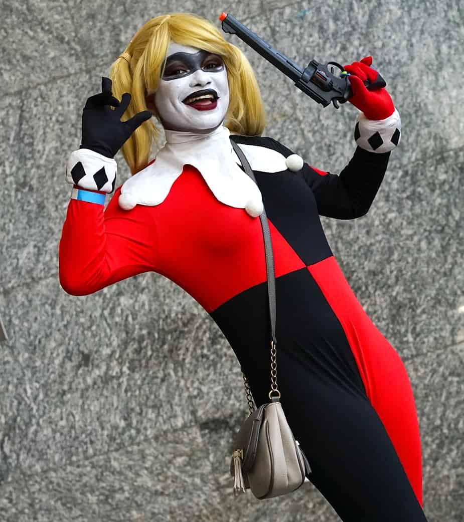 Harley Quinn African American Cosplay Comicpalooza