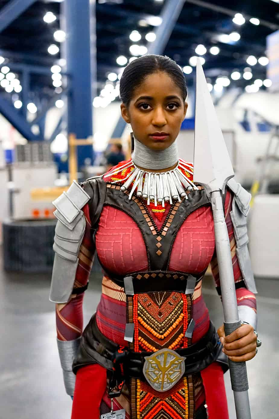 Black Panther Dora Milaje African American Cosplay Comicpalooza