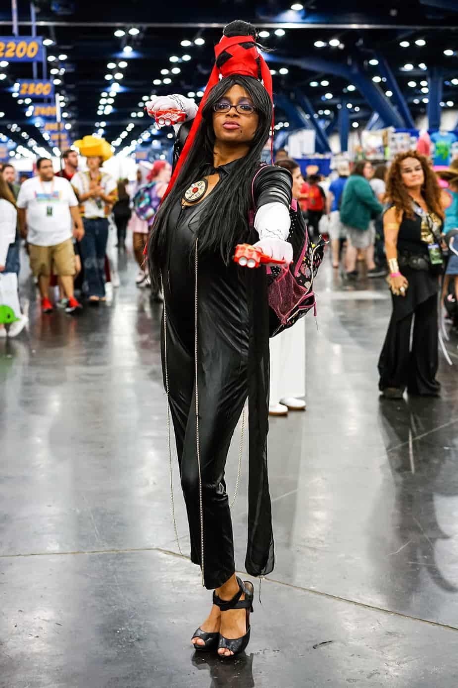 African American Cosplay Comicpalooza