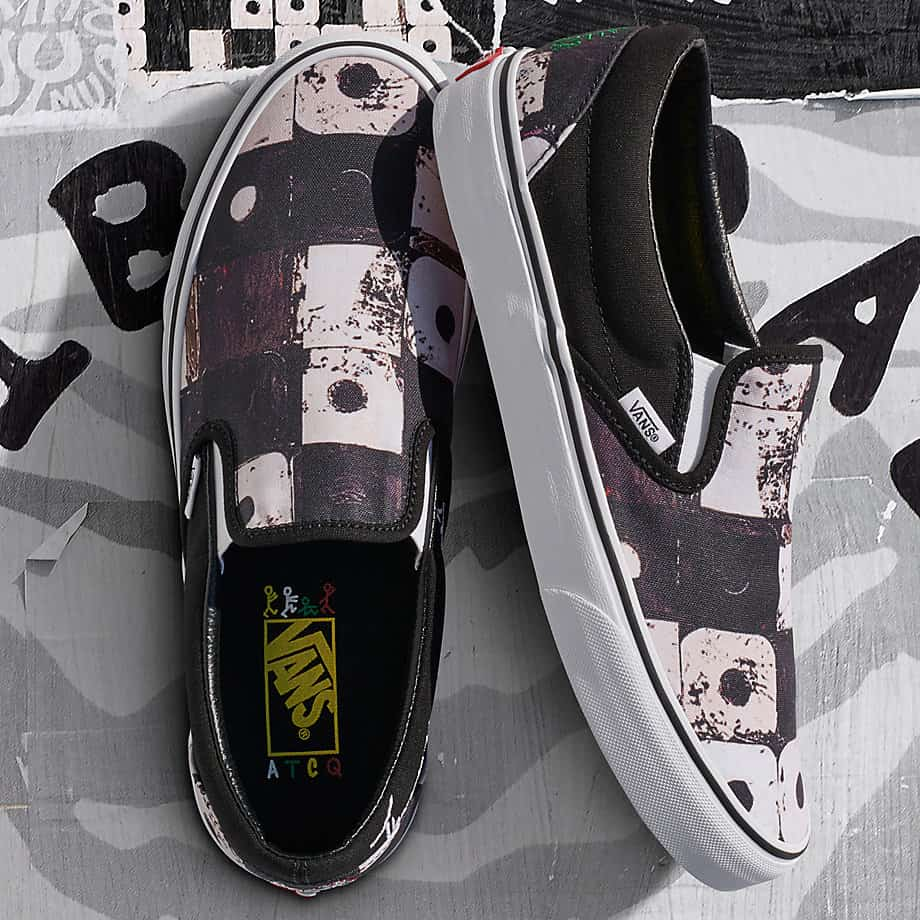 Vans ATCQ Slip-On Sneakers