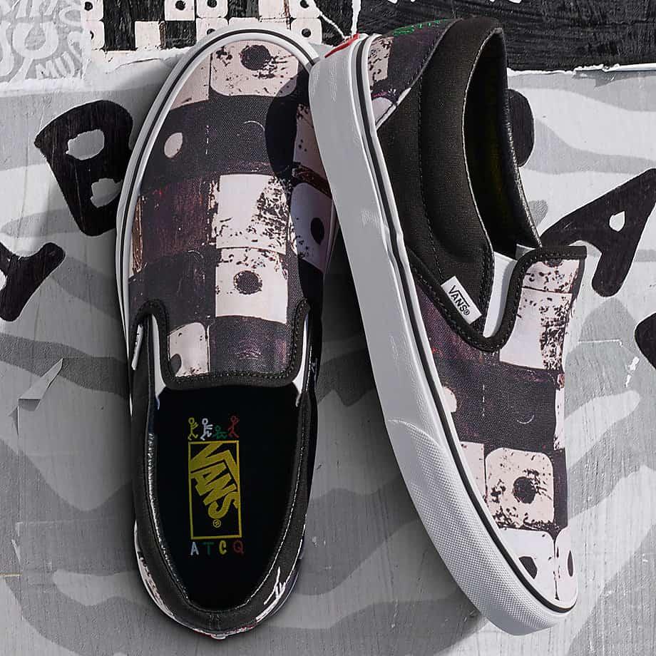Vans ATCQ Slip-On Sneakers