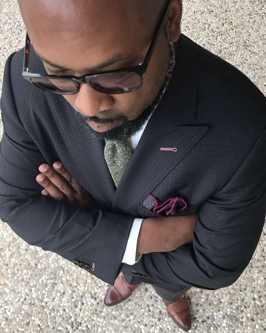 Balani custom suit