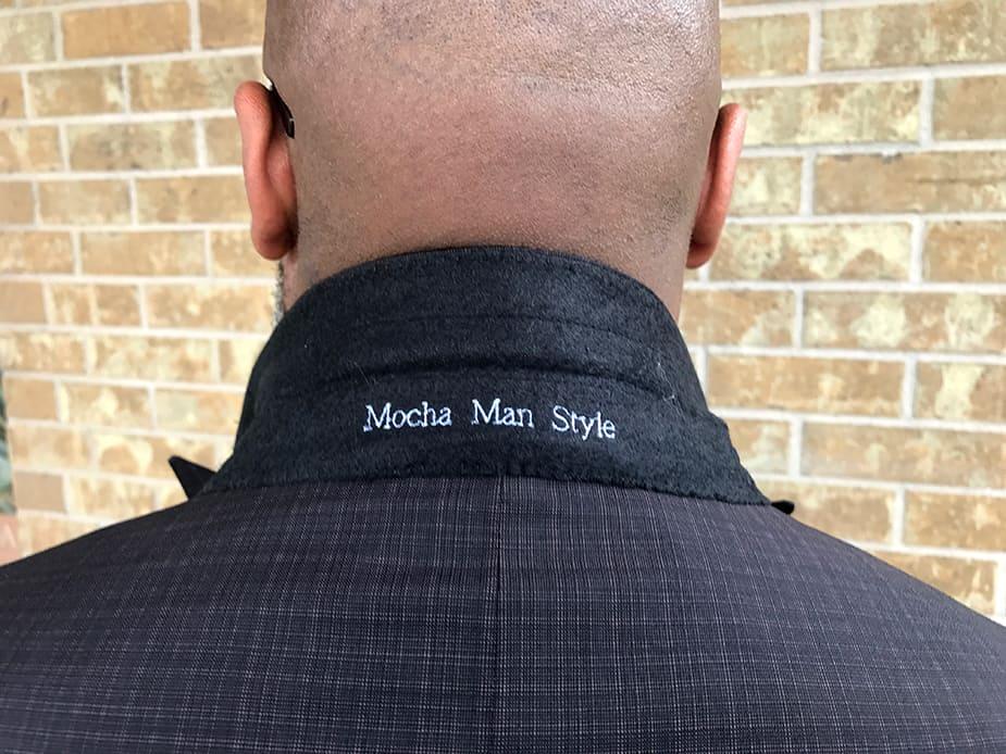 Mocha Man Style Balani custom suit