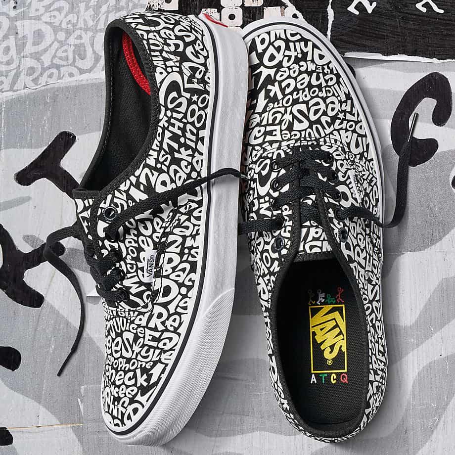 Vans ATCQ Authentic Sneakers