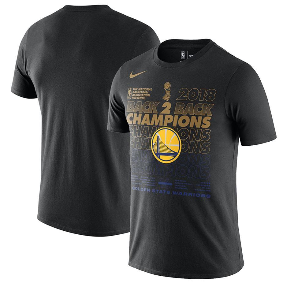 Golden State Warriors Championship T-Shirt