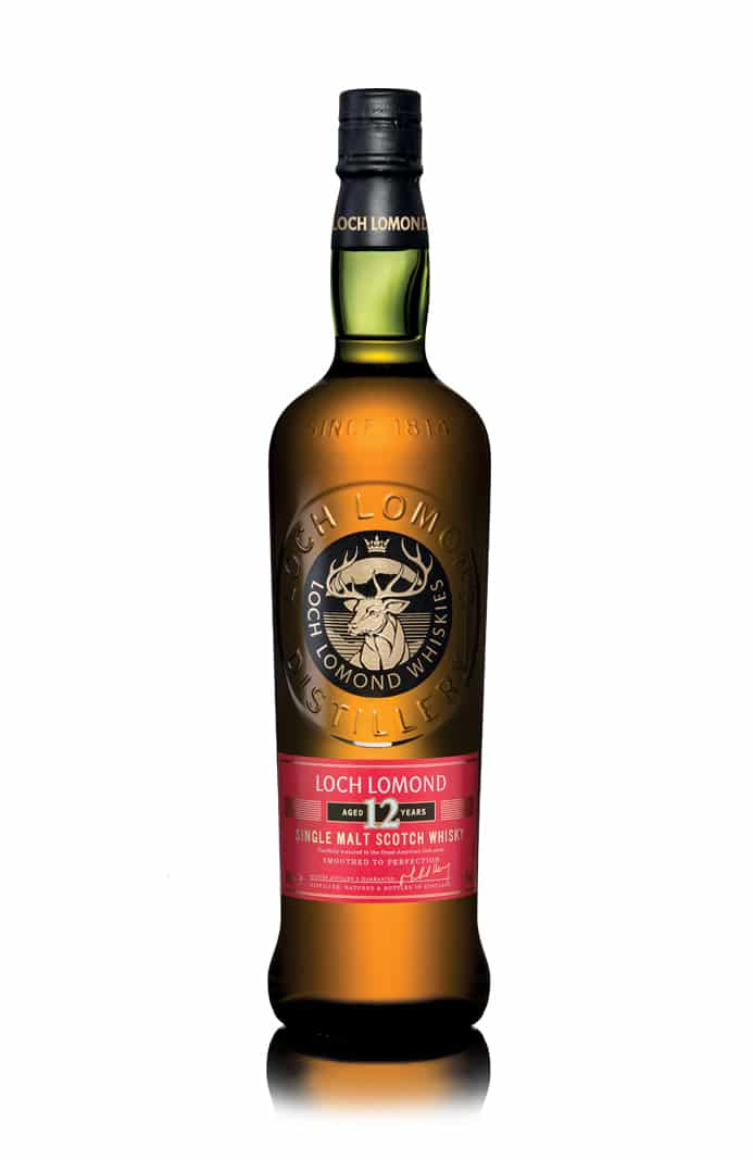 Loch Lomond 12 year old scotch whisky