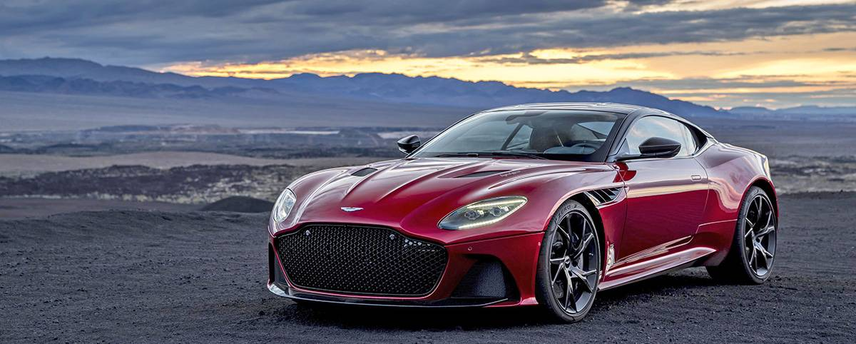 Aston Martin DBS Superleggera Super GT Delivers an Unforgettable Driving Experience