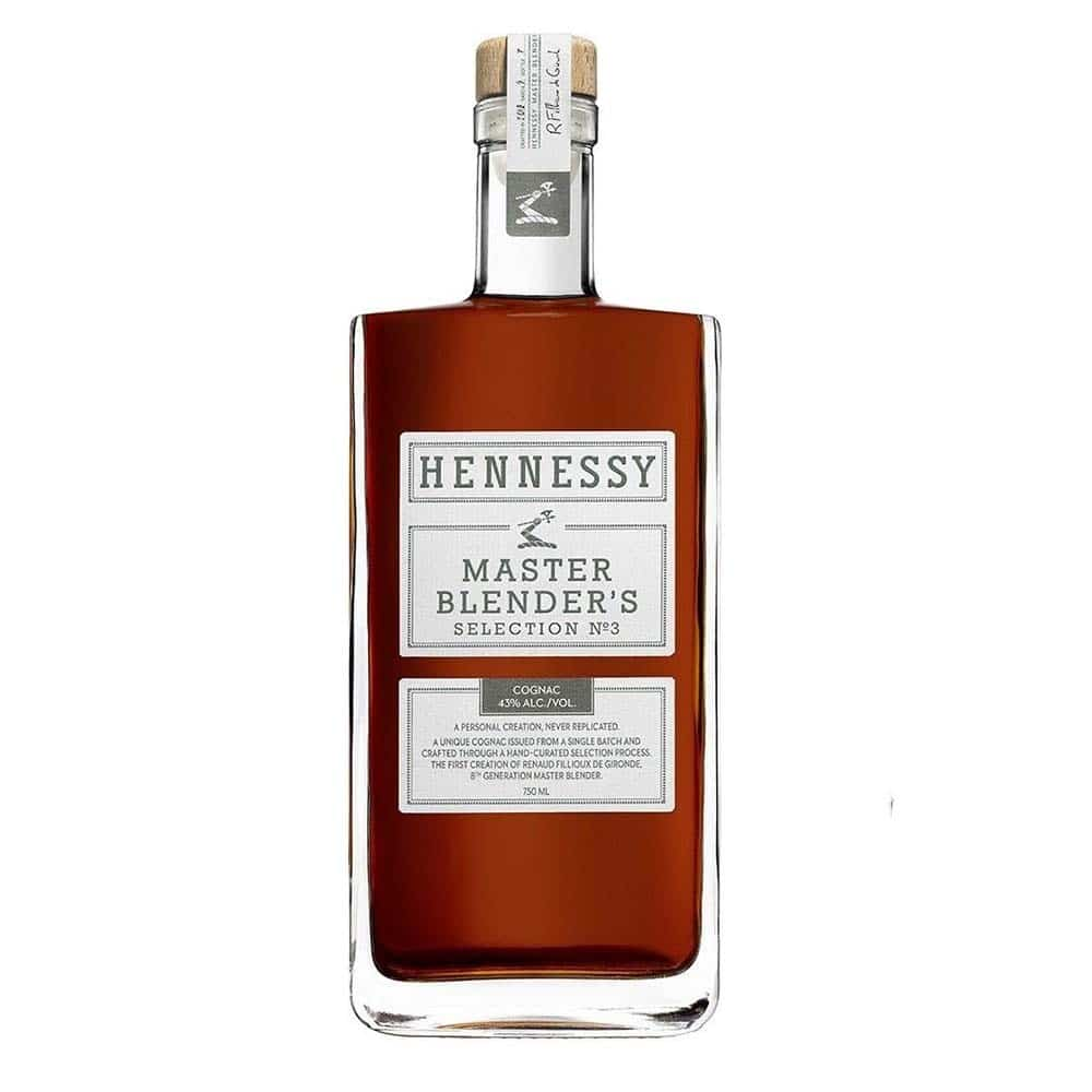hennessy master blend limited edition