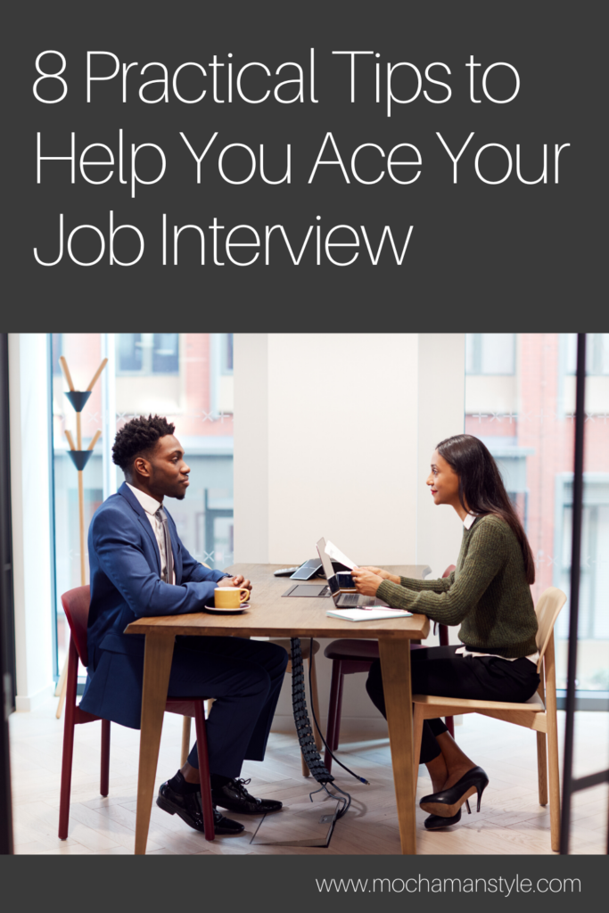 ace your job interview tips
