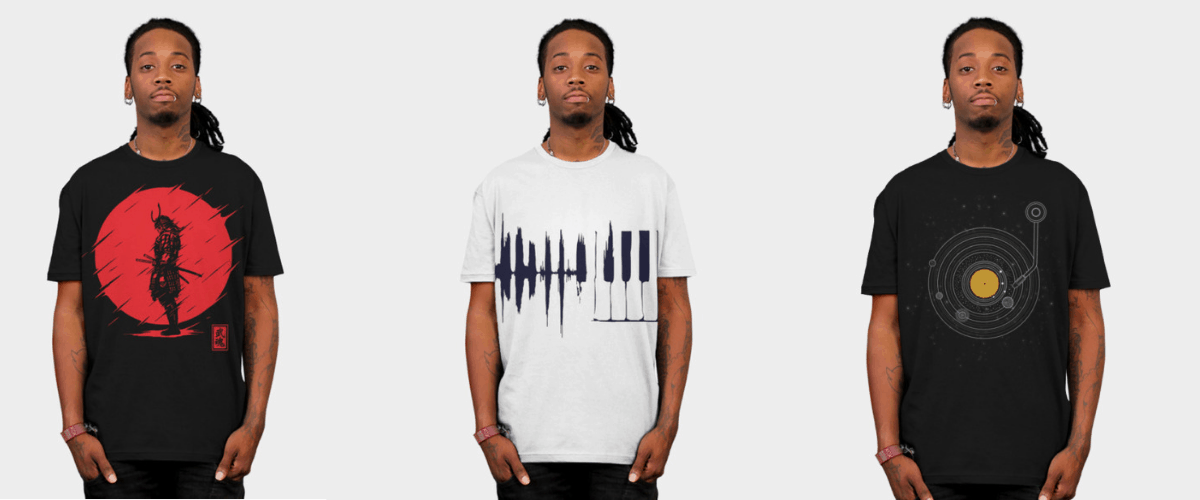 design by humans t-shirts