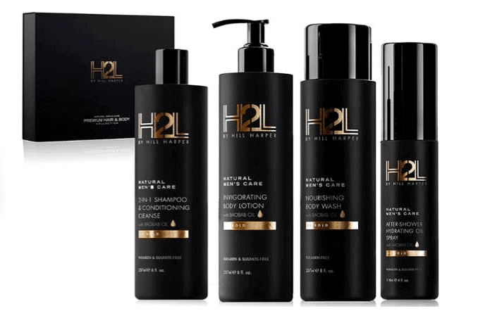 H2L's Premium Hair & Body Kit