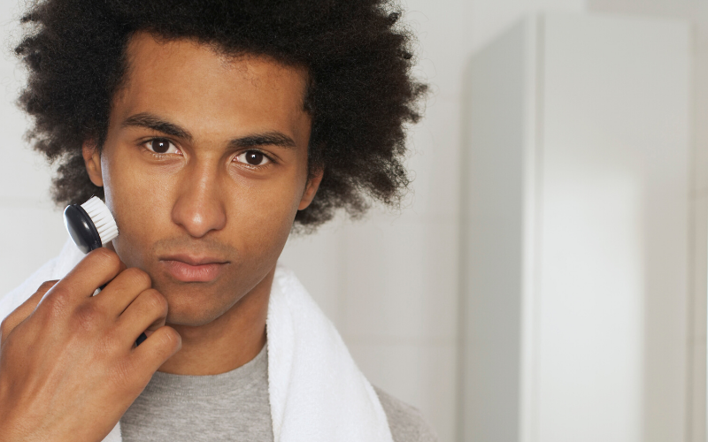 skin care for men