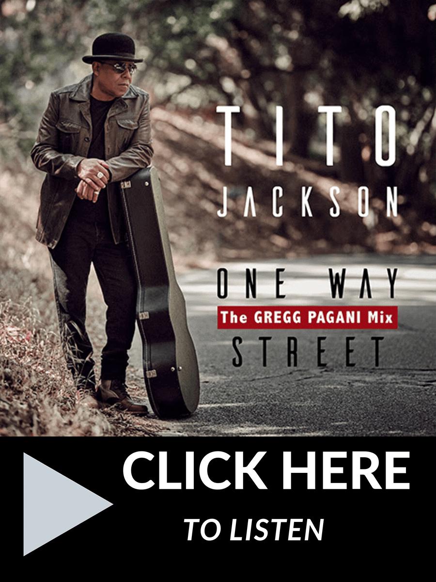 tito jackson one way street