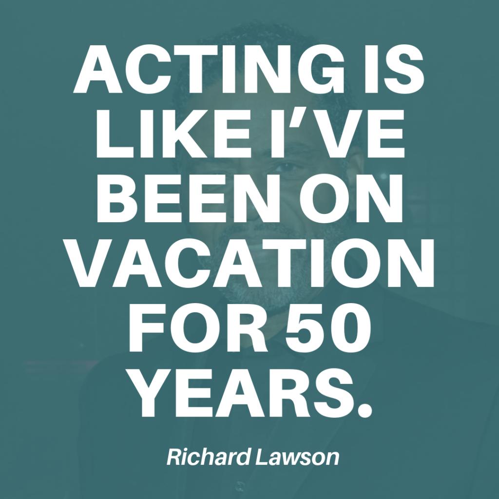 richard lawson quote