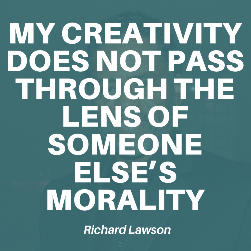 richard lawson quote