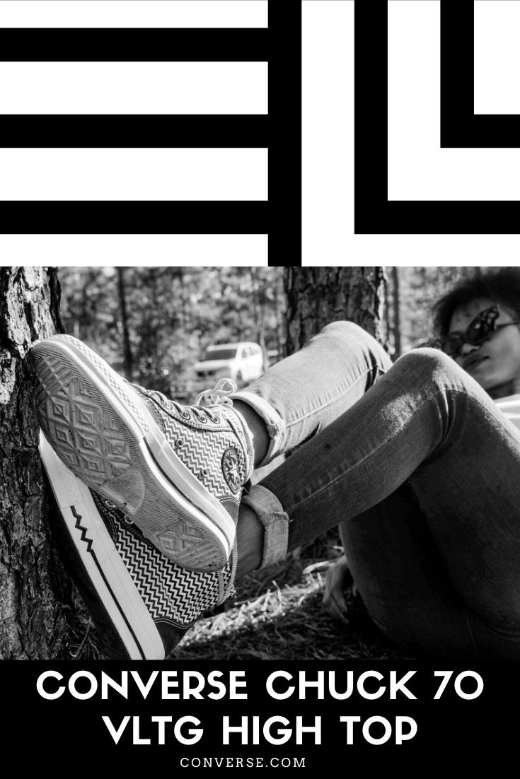 Converse Chuck 70 VLTG High Top Sneakers