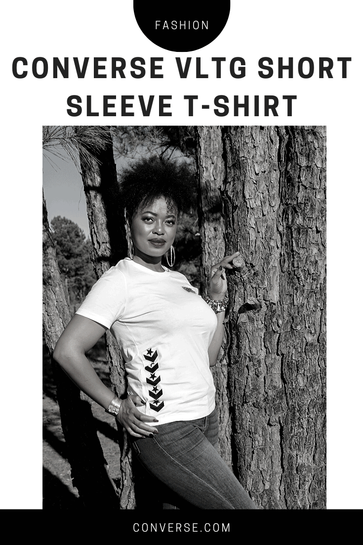 Converse VLTG t-shirt