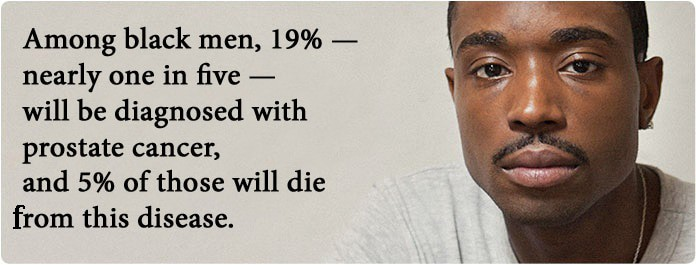 african american men prostate cancer