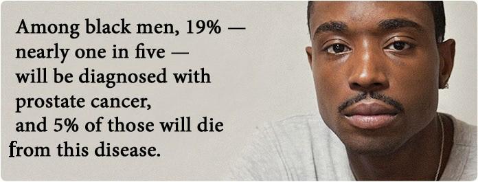 african american men prostate cancer