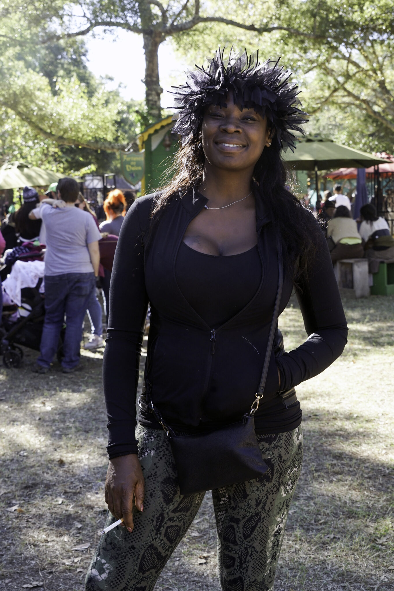 African American Cosplayers