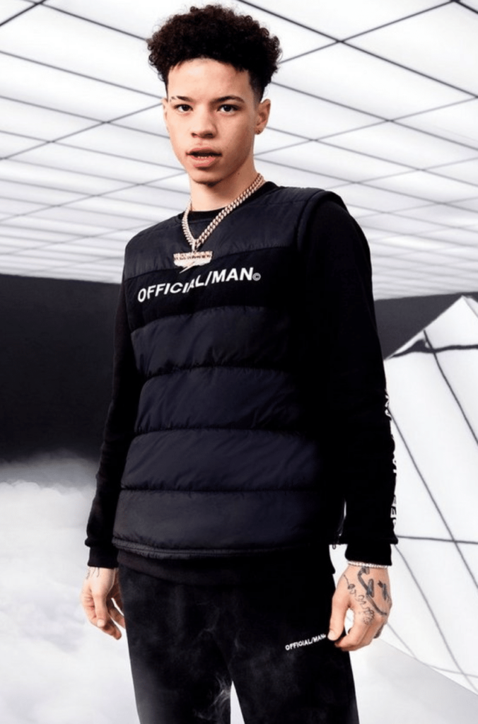 lil mosey tracksuit