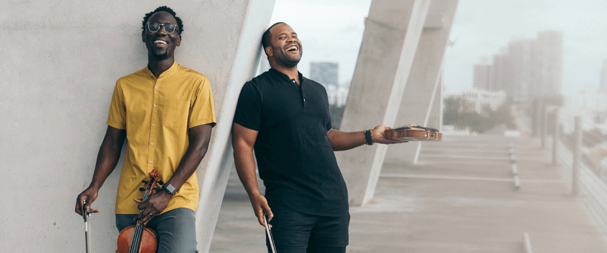 Black Violin Merges Hip-Hop and Classical Into Genre-Bending Masterpieces