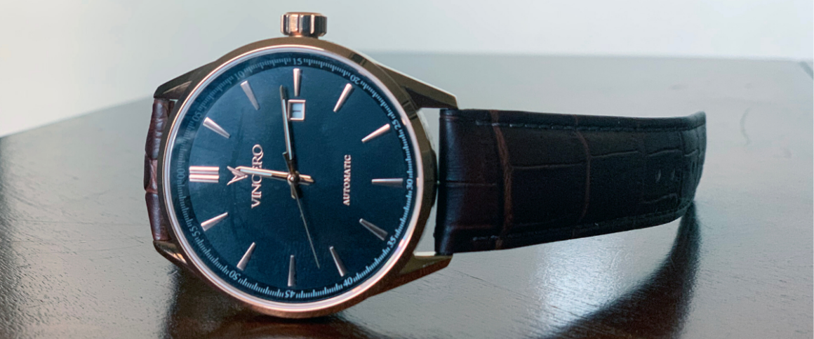 vincero watch review