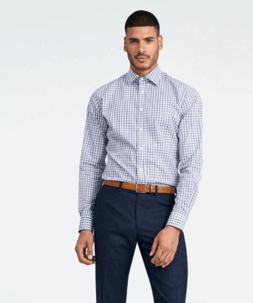 indochino custom shirt