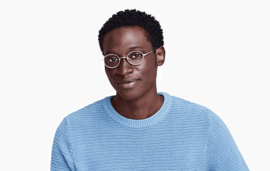 Warby Parker Hammett frame Warby Parker Foundry Edition