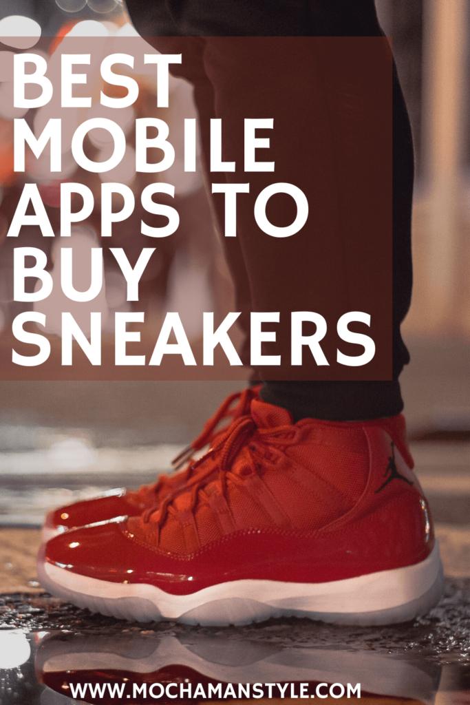 best sneaker apps