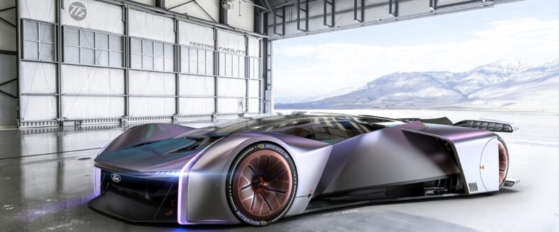 ford concept car
