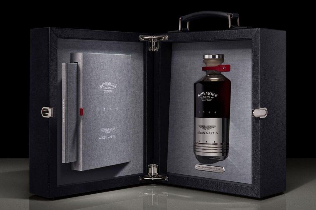 bowmore whiskey 1964