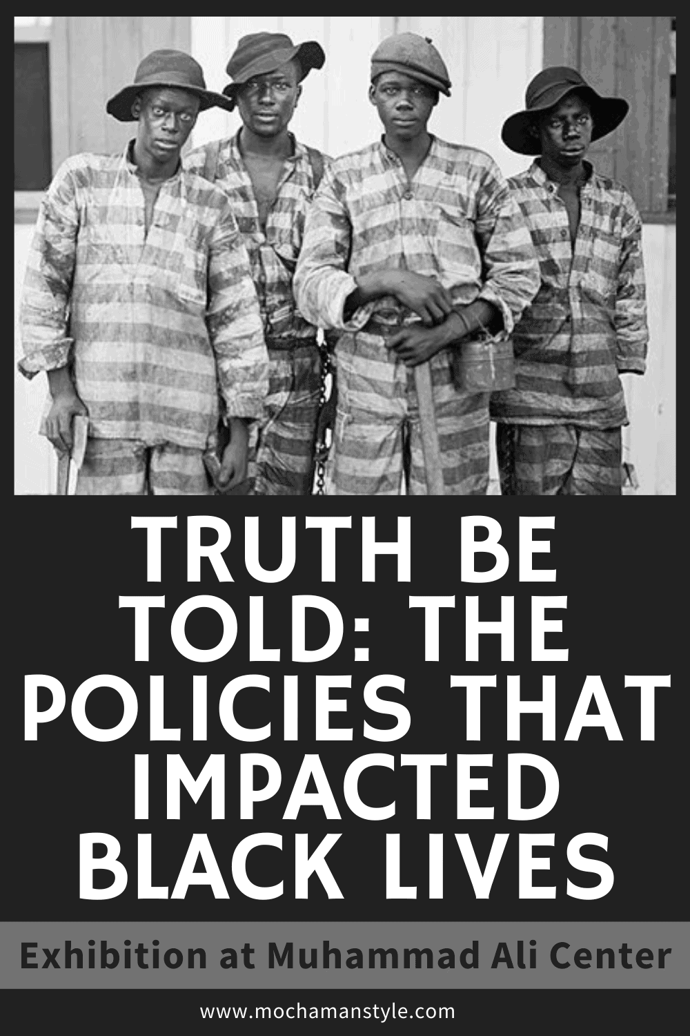 Truth Be Told: The Policies that Impacted Black Lives at Muhammad Ali Center