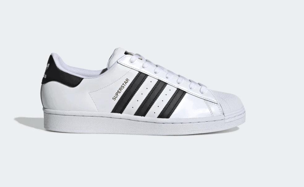 adidas Superstar Sneakers - Mocha Man Style