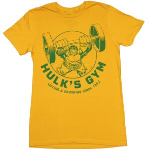 marvel incredible hulk t-shirt
