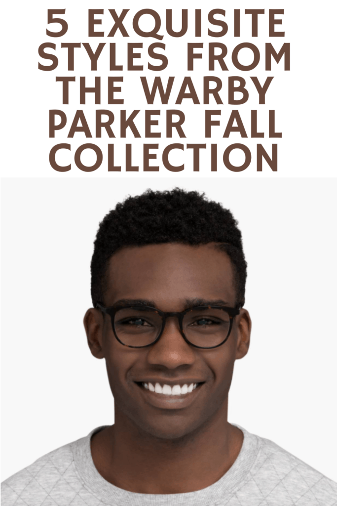 warby parker fall colelction
