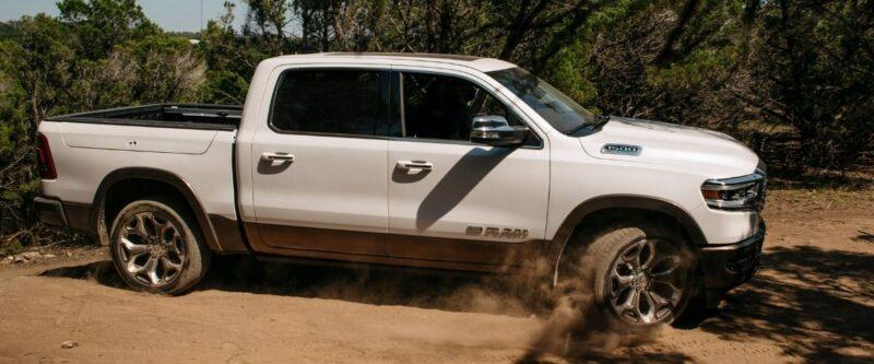 2021 ram pickup truck of texas