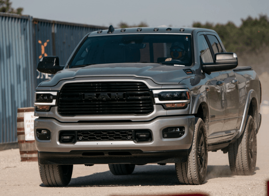2020 Ram 2500 Heavy Duty Laramie Night Edition