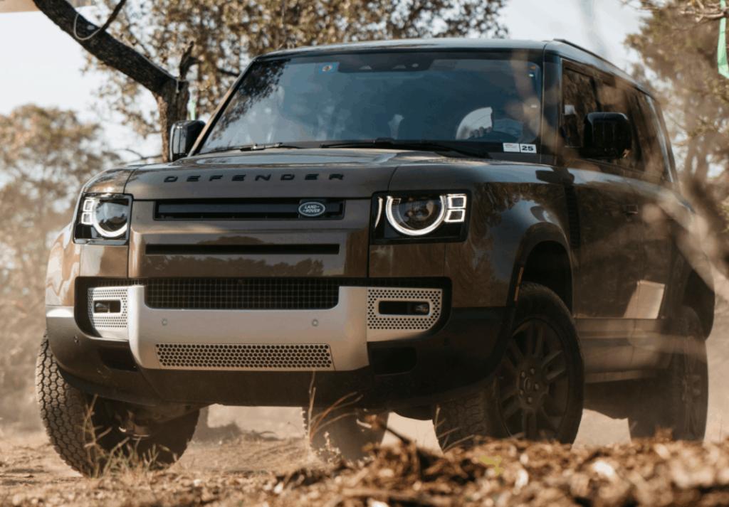 2020 Land Rover Defender 110SE